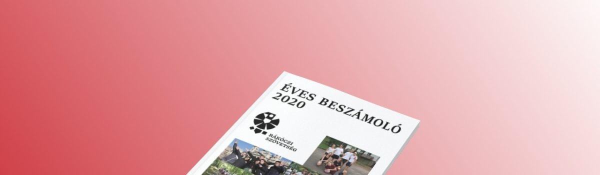 Released: Annual Report 2020