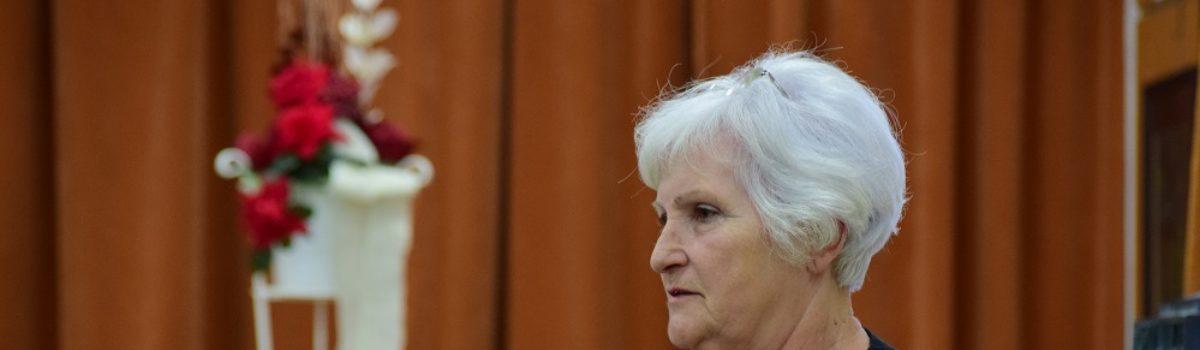 Elhunyt Horváth Árpádné Kmoskó Mária, az Esterházy Emlékbizottság tagja
